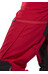 Lundhags Makke - Pantalones de Trekking Hombre - rojo/negro